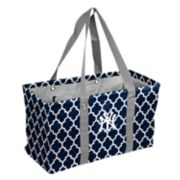 Logo Brand New York Yankees Picnic Caddy Tote