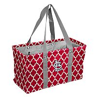 Logo Brand St. Louis Cardinals Picnic Caddy Tote
