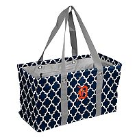 Logo Brand Detroit Tigers Picnic Caddy Tote