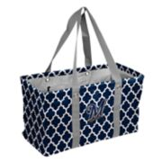 Logo Brand Milwaukee Brewers Picnic Caddy Tote