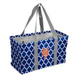 Logo Brand New York Mets Picnic Caddy Tote
