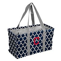Logo Brand Cleveland Indians Picnic Caddy Tote