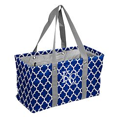 Logo Brand Kansas City Royals Picnic Caddy Tote