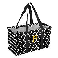 Logo Brand Pittsburgh Pirates Picnic Caddy Tote