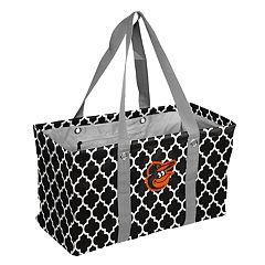 Logo Brand Baltimore Orioles Picnic Caddy Tote