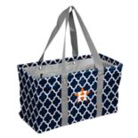 Logo Brand Houston Astros Picnic Caddy Tote