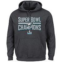 Big & Tall Philadelphia Eagles Super Bowl LII Champions Hoodie