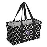 Logo Brand Colorado Rockies Picnic Caddy Tote