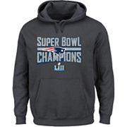 Big & Tall New EnglandPatriots Super Bowl LII Champions Hoodie