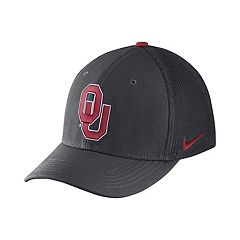 Adult Nike Oklahoma Sooners Aerobill Flex-Fit Cap