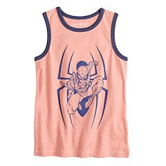 Boys 4-10 Jumping Beans® Marvel Spider-Man Graphic Tank Top