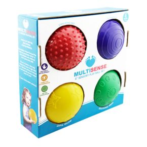 MultiSense Play Ball Set by MegaFun USA