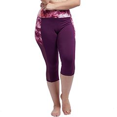 Plus Size Balance Collection Vera Capris