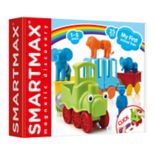 SmartMax 25 pc My First Animal Train Set