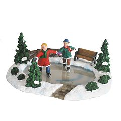 St. Nicholas Square® Village Skating Pond