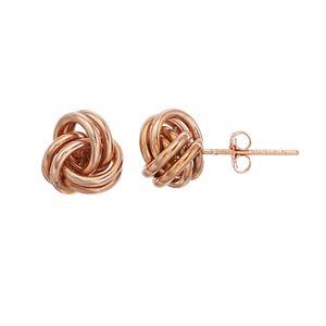 Forever 14K Love Knot Earrings