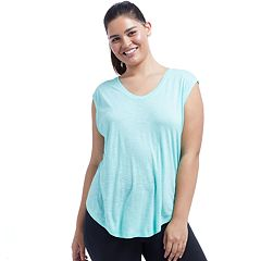 Plus Size Balance Collection Dolman Tee