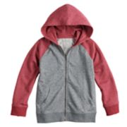 Boys 4-12 SONOMA Goods for Life? Colorblock Zip Hoodie
