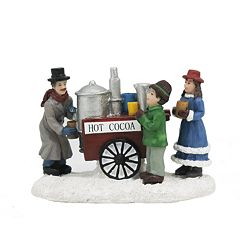 St. Nicholas Square® Village Hot Chocolate Stand