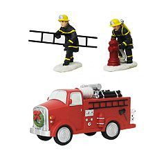 St. Nicholas Square® Village Fire Station Accessories