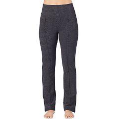 Women's Cuddl Duds Stretch Twill Bootcut Pants