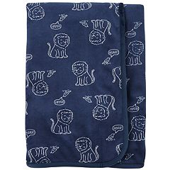 Baby Boy Carter's Lion Plush Blanket