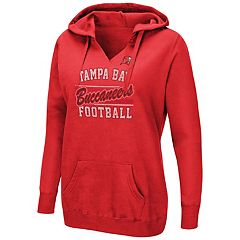 Women's Majestic Tampa Bay Buccaneers Quick Out Hoodie