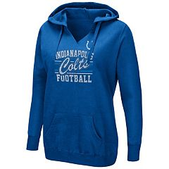 Women's Majestic Indianapolis Colts Quick Out Hoodie