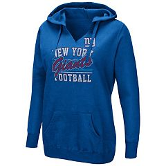 Women's Majestic New York Giants Quick Out Hoodie