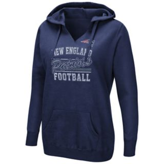 Women's Majestic New EnglandPatriots Quick Out Hoodie