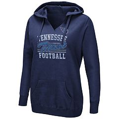 Women's Majestic Tennessee Titans Quick Out Hoodie