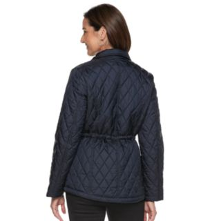 Women's TOWER by London Fog Quilted Midweight Jacket