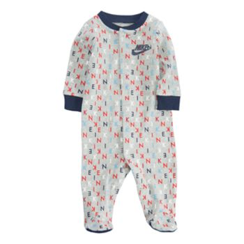 Baby Boy Nike Footed Coverall