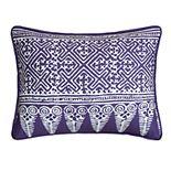 Grand Palace Oblong Throw Pillow