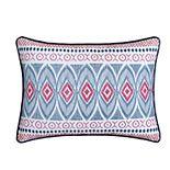 Sarita Garden Oblong Throw Pillow
