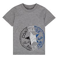 Boys 4-7 Converse Off Set Chuck Patch Graphic Tee