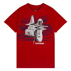 Boys 4-7 Converse Shifted Chucks Graphic Tee