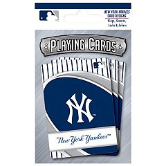 New York Yankees Playing Cards