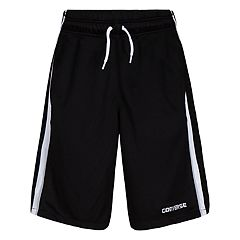 Boys 4-7 Converse Mesh Stripe Shorts