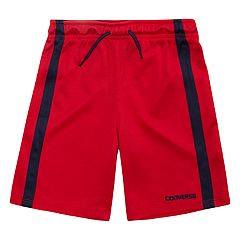 Boys 4-7 Converse Mesh Stripe Shorts