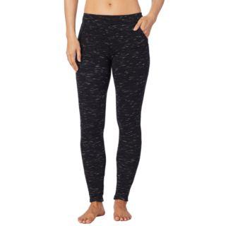 Women's Cuddl Duds Comfortwear Leggings