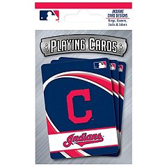 Cleveland Indians Playing Cards