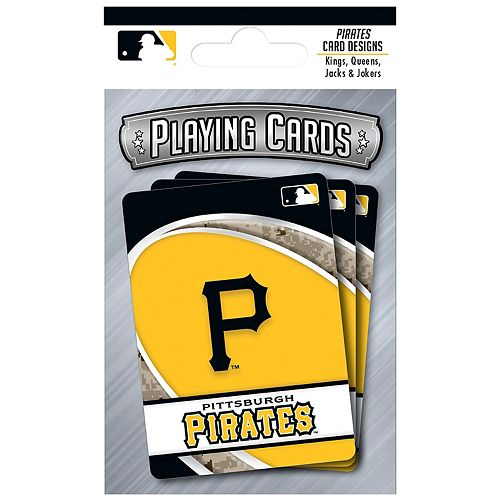 Pittsburgh Pirates Playing Cards
