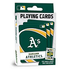Oakland Athletics Playing Cards