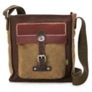 The Same Direction Hidden Woods Canvas Crossbody Bag