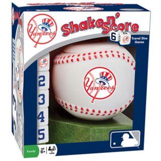 New York Yankees Shake 'n' Score Travel Dice Game