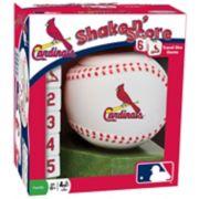 St. Louis Cardinals Shake 'n' Score Travel Dice Game