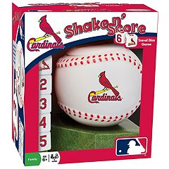 St. Louis Cardinals Shake 'n' Score Travel Dice Game