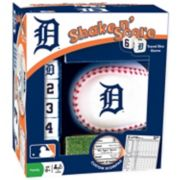 Detroit Tigers Shake 'n' Score Travel Dice Game