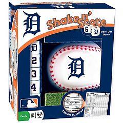 Detroit Tigers Shake 'n' Score Travel Dice Game